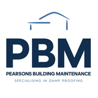 PBM Damp-Proofing & Construction Logo